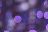 purple light blur poster