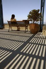 veranda mediterranean
