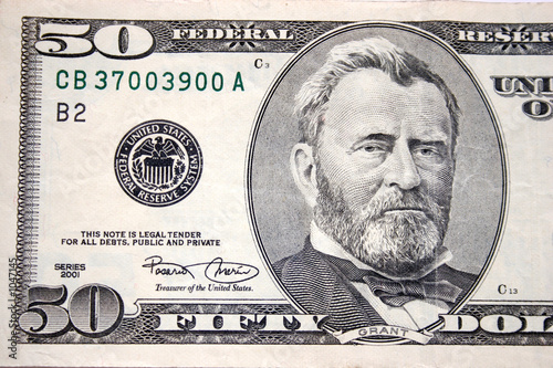 fifty dollar, grant