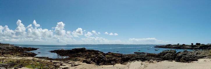 le perelo rochers et plage