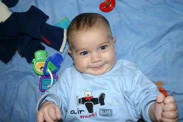 baby mimik