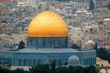 temple mount in jerusalem, israel