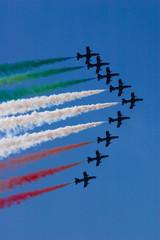 frecce tricolori pilotage