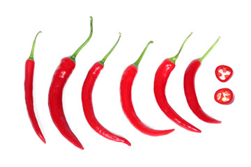 red hot chilli-peppers