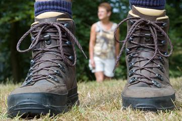 follow the hiker -1