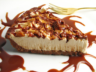 frozen ice cream pie