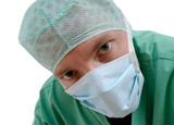 at the operation poster