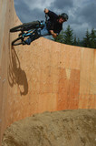 curved wall ride