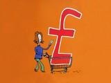 shopping.spending money.smart shopping poster