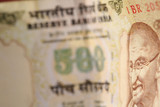 indian money poster