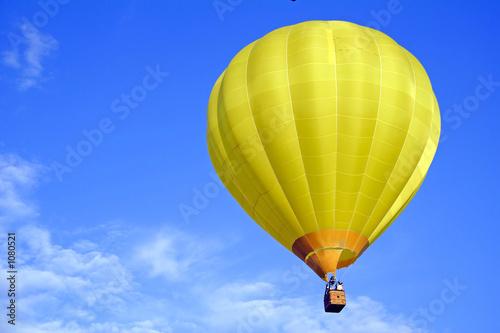 Foto Spatwand Ballon heißluftballon