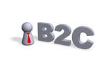 b2c poster
