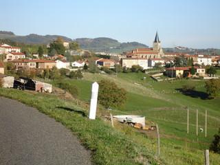 village des monts du lyonnais