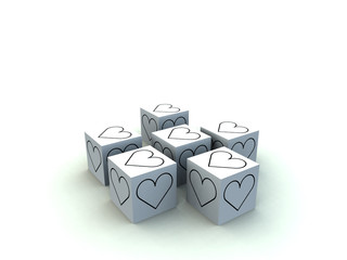 cube love 31