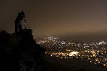 night photographer