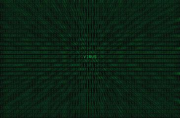 virus coding