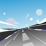speed highway poster