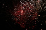 fireworks,explosion,rockets,night,sparklers,pyrote poster