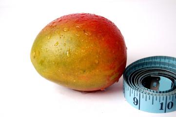 mango size