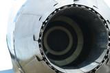 airplane engine poster