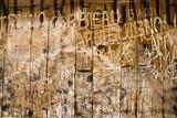 Fototapety ancient french graffito