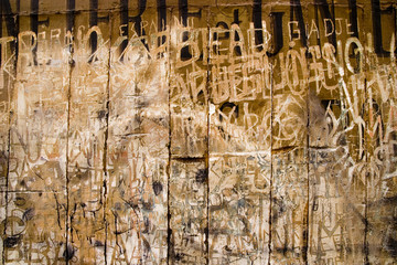 ancient french graffito