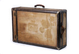 vintage travel case