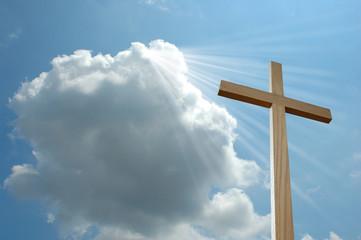light and cross