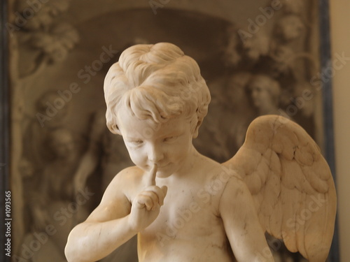 cisza anioła