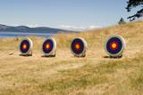 island archery range poster