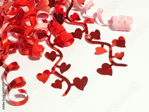 valentine's day ribbon