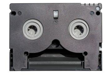 minidv cassette, reverse