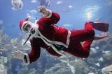 christmas greeting poster