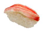crab sushi poster