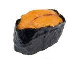 sea urchin roe sushi poster
