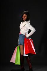 gone shopping