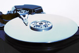 hard disc drive poster