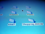desktop folders poster