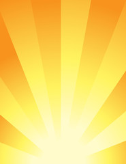 abstract background - sunrise