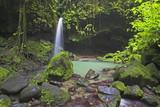 Fototapety emerald pool