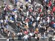foule de gens