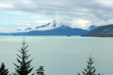 glacial bay