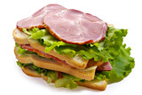 big sandwich poster