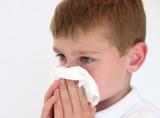 boy sick