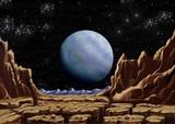 strange planet poster