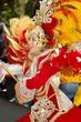 danseuse de carnaval