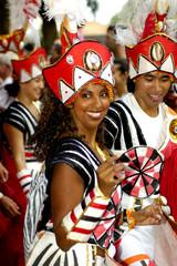 personnages de carnaval