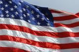 united states flag poster