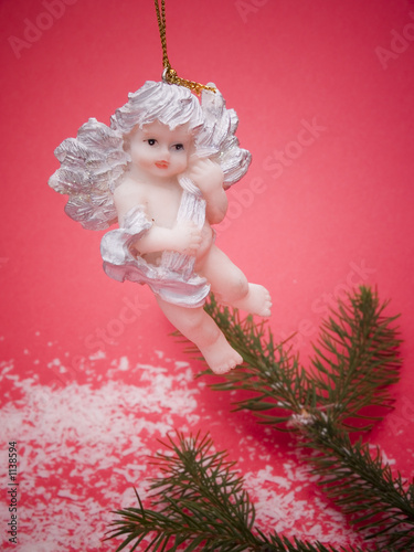 angel in spruce