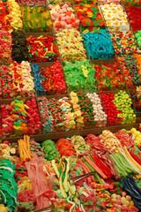 bonbons du marché